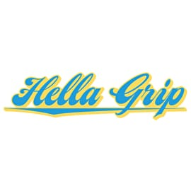 Hella Grip Logo Scooter Sticker