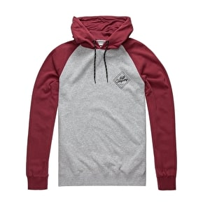 Neff Authority Hoodie - Athletic Heather