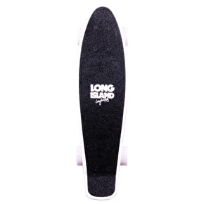 Long Island Buddy Print Cruiser w/Griptape - Candy 22.5