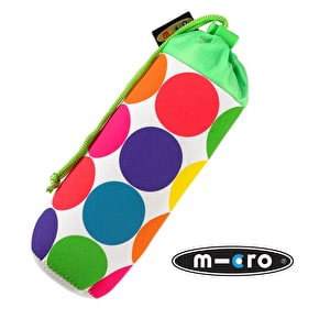 Micro Bottle Holder - Neon Dot