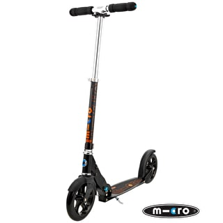 Micro Adult's Scooter - Black