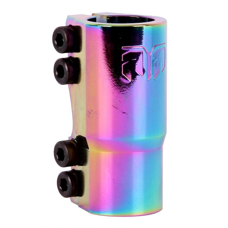Raptor XTR V2 SCS Scooter Clamp - Neochrome
