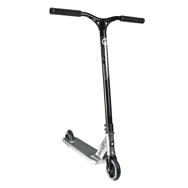 District 2018 C-Series C253 Complete Scooter - Polished/Black