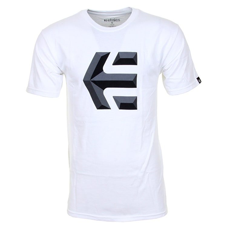 Etnies Mod Icon T-Shirt - White