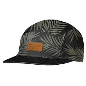 Globe Thorburn 5 Panel Cap - Black