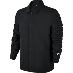 Nike SB Coaches Jacket - Black/White