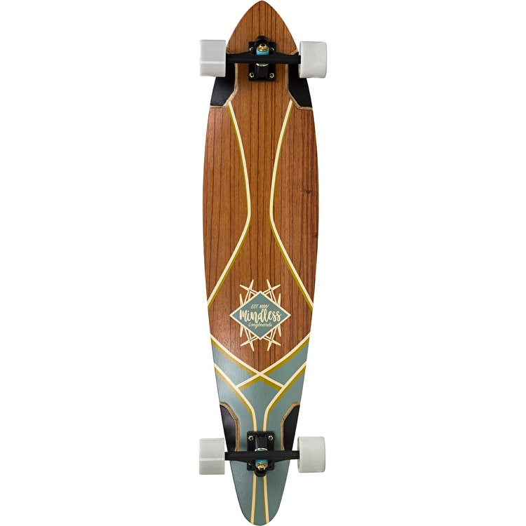 """Mindless Core Pintail Complete Longboard - 44"""""""