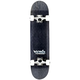 Voltage Graffiti Logo Complete Skateboard - Black 7.5