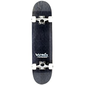 Voltage Graffiti Logo Complete Skateboard - Black