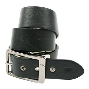 LowLife Bates Reversible Printed Belt - White/Black