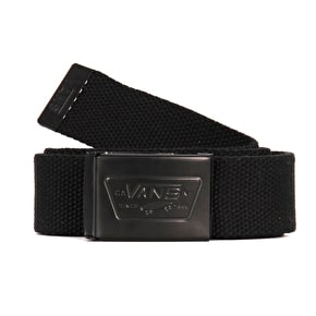 Vans Full Patch Web Belt - Black