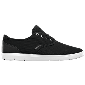 Emerica Wino Cruiser LT - Black/White/Black