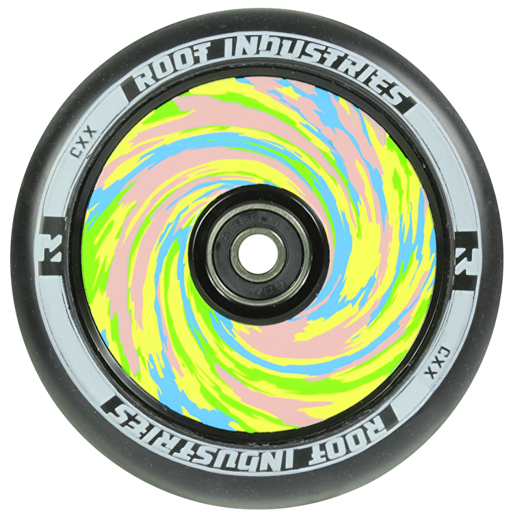 Root Industries 120mm Air Scooter Wheel - Black/Paddlepop