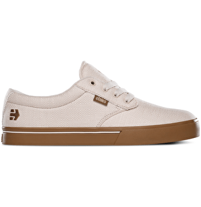 Etnies Jameson 2 Eco Shoes - Tan/White/Gum