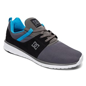 DC Heathrow Skate Shoes - Light Grey
