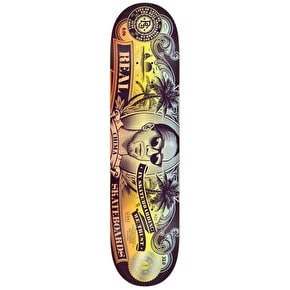 Real We Trust Chima Skateboard Deck 8.06''