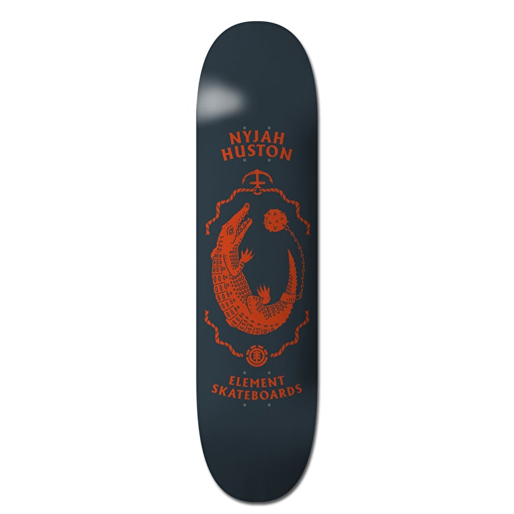 Element Vermin Skateboard Deck - Nyjah Gator 8""