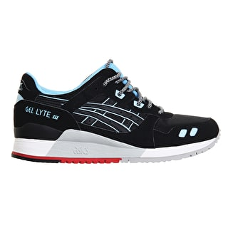 Asics Gel-Lyte III - Black/Blue/Red