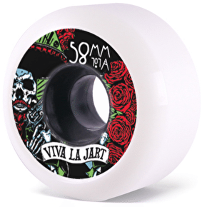 Jart Skateboard Wheels - Bondi 58mm 101a (Pack of 4)