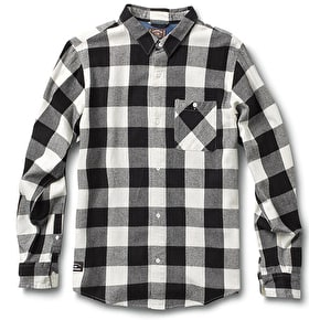 Fourstar IShod Buffalo Shirt - Ecru