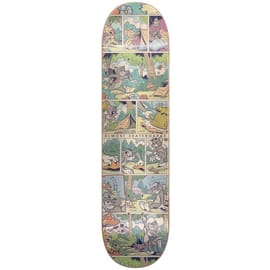 Almost Comic Strip Skateboard Deck - Mullen 8
