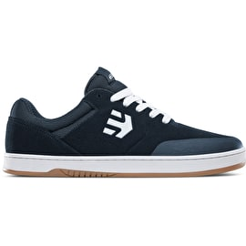 Etnies Marana Michelin Skate Shoes - Navy/White/Blue