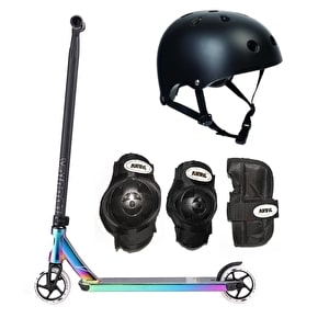 Blunt Envy Prodigy S6 Complete - Oil Slick Scooter Bundle