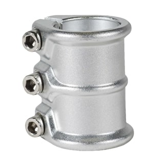 District HT-Series Triple Scooter Collar Clamp - Polar
