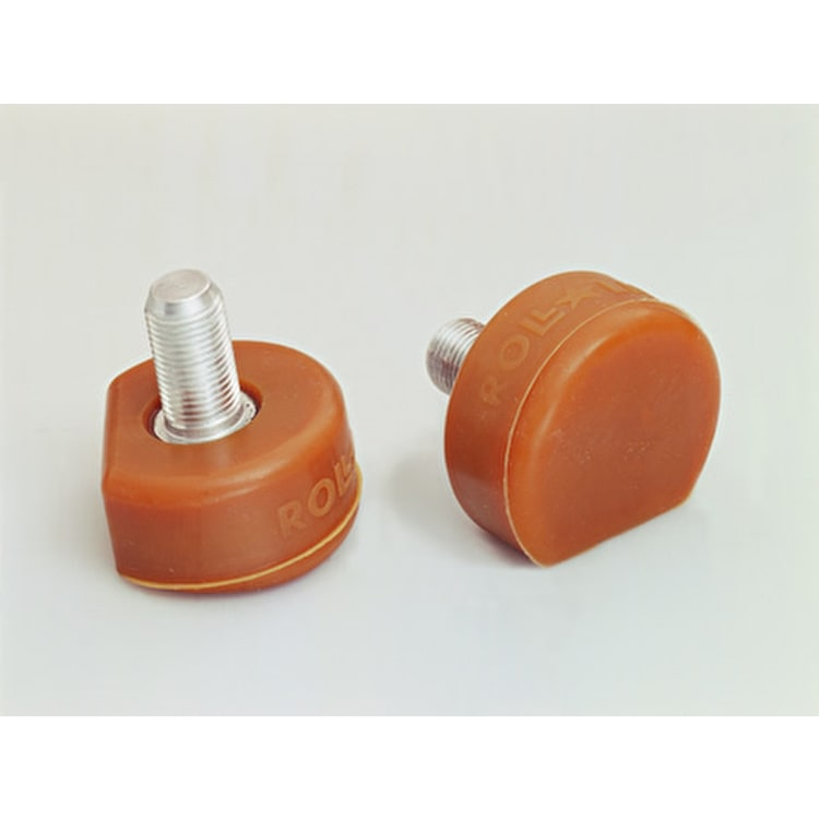 Roll Line Amber Hockey Toe Stops