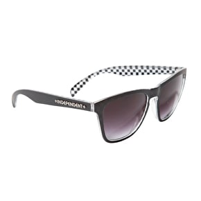 Independent Cross Check Sunglasses - Matt Black