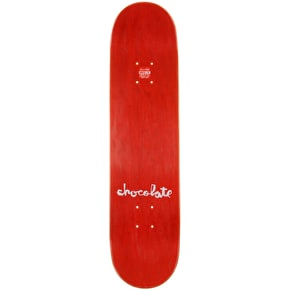 Chocolate League Fade Skateboard Deck - Roberts 7.75