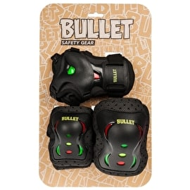 Bullet Blast Junior Triple Pad Set - Rasta