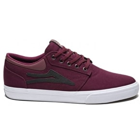 B-Stock Lakai Griffin Skate Shoes - Port Canvas UK 10 (Box Damage)