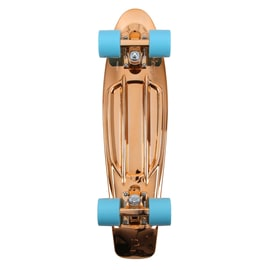 Penny Complete Cruiser Skateboard - Metallic Rose Gold 22