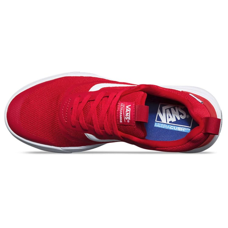 Vans UltraRange Rapidweld Skate Shoes - Chilli Pepper