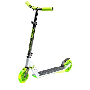 B-Stock Neon Flash Light Up Complete Scooter - Green (Cosmetic Damage)