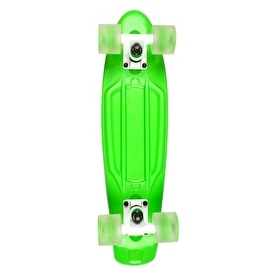 D Street Polyprop Neon Flash Cruiser - Green 23