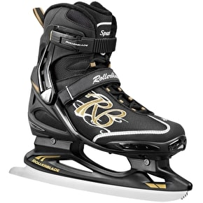Rollerblade Spark Ice Figure Skates - Black/Gold