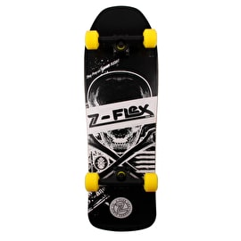 Z-Flex Z-Bone Series Complete Cruiser Skateboard - Black - 31