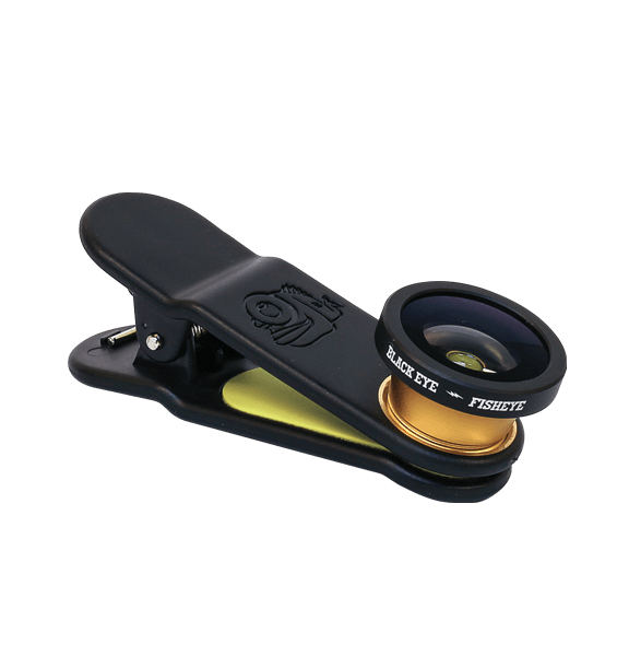 Image of Black Eye Fish Eye Universal Phone Camera Lens