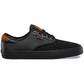Vans Chima Ferguson Pro Shoes - (Premium) Black/Black