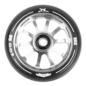 AO 2017 Delta 10 Hole 100mm Scooter Wheel - Silver