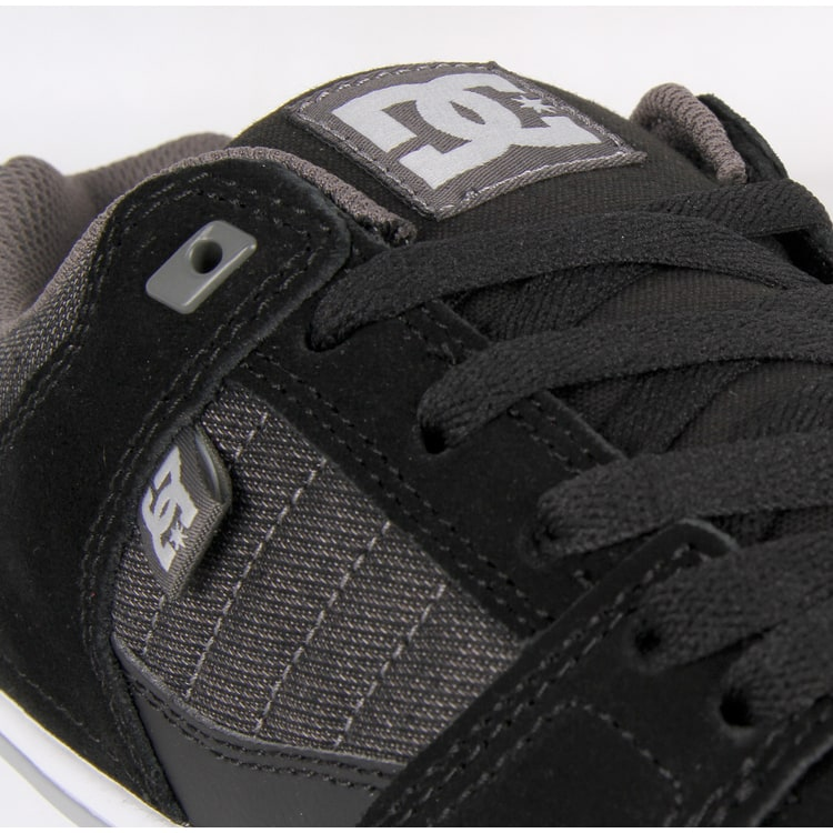DC Course 2 SE Skate Shoes - Black/Grey/Black