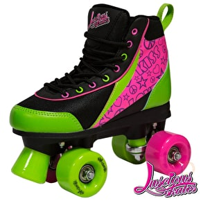 Luscious Retro Quad Roller Skates - Delish