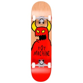 Toy Machine Sketchy Complete Skateboard - 8.0