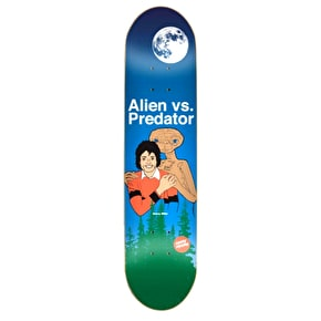 Skate Mental Alien vs. Predator Skateboard Deck - 8.25