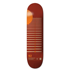 Element Astro Skateboard Deck - Appleyard 8