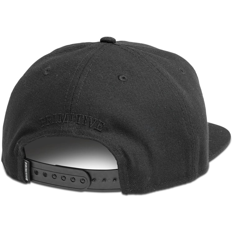 Primitive Dirty P Minor League Snapback Cap - Black