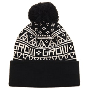 Organika Bridge Beanie - Black