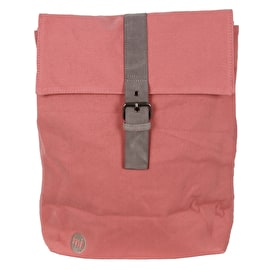 Mi-Pac Day Pack Canvas Backpack - Rose